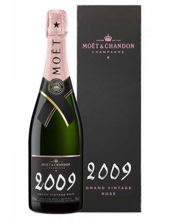 Moët & Chandon Grand Vintage 2009 rosé CHF85,00  Moët & Chandon